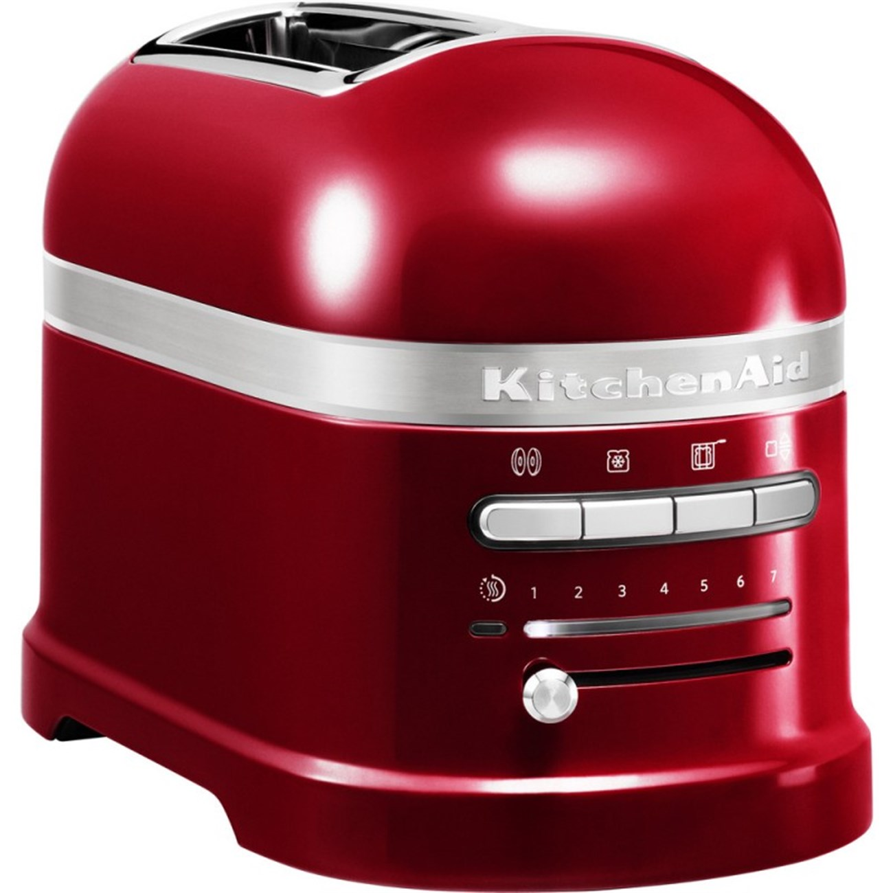 Kitchenaid Artisan 2 Dilim Ekmek Kızartma Makinesi - 5KMT2204 Candy Apple