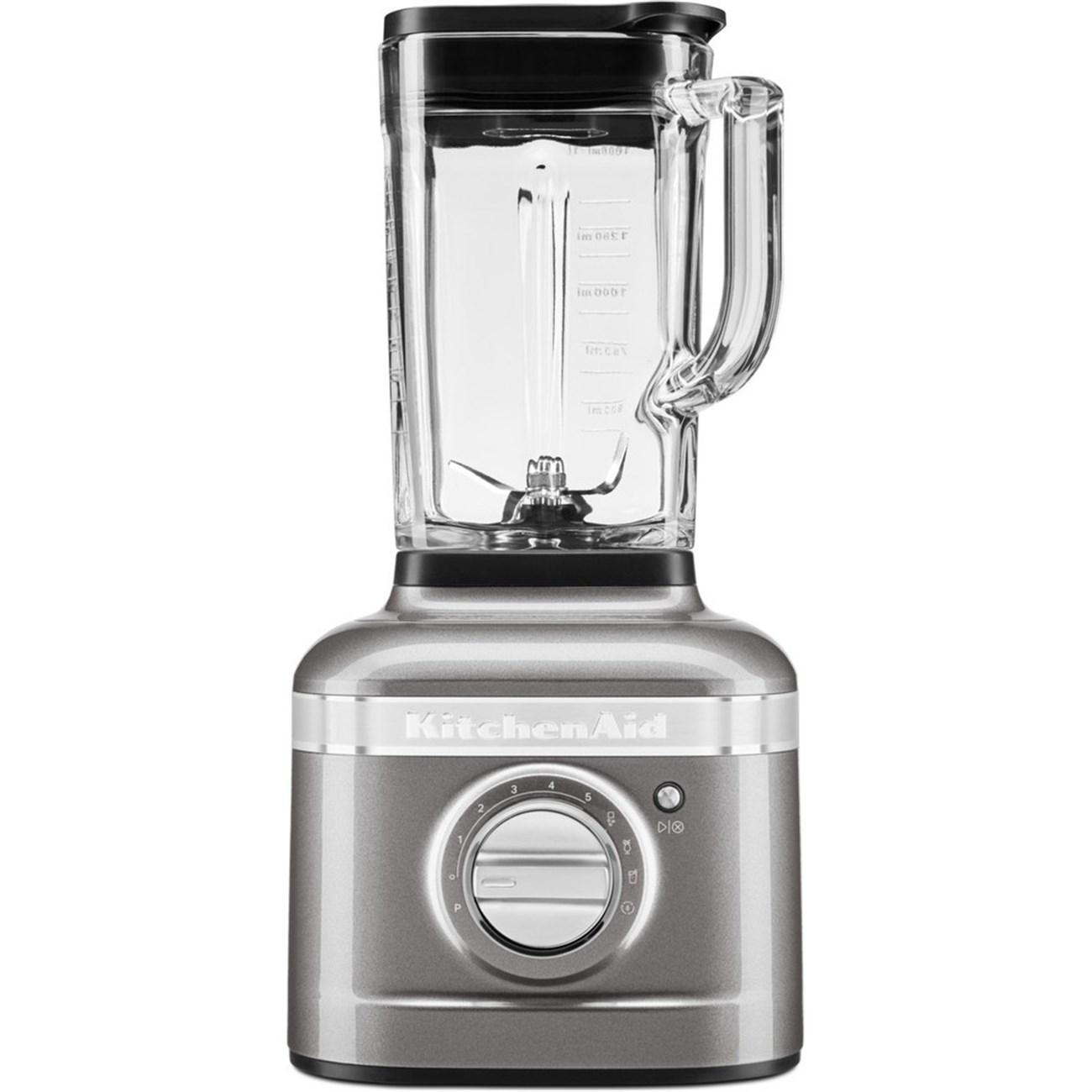 Kitchenaid K400 Artisan Blender - 5KSB4026 Medallion Silver
